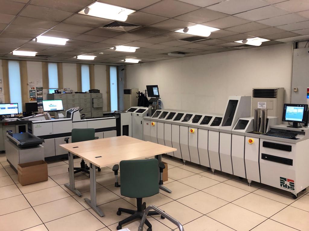 Vakıfbank A.Ş. Kart Basım ve Zarflama Operasyonunda NBS Ürünlerini Kullanmaya Başladı